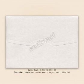 13x18cm Cosmo Pearl Hayal Desen Zarf 210gr/m²