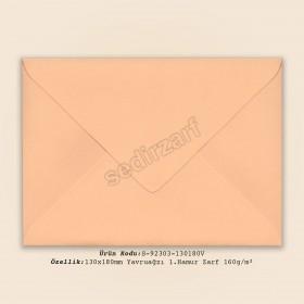 13x18cm Yavruağzı 1.Hamur Zarf 160gr/m²